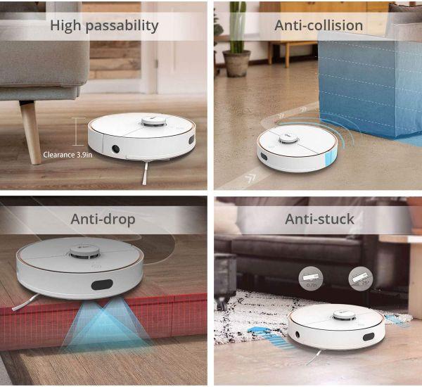 360 Robot Vacuum Cleaner S7