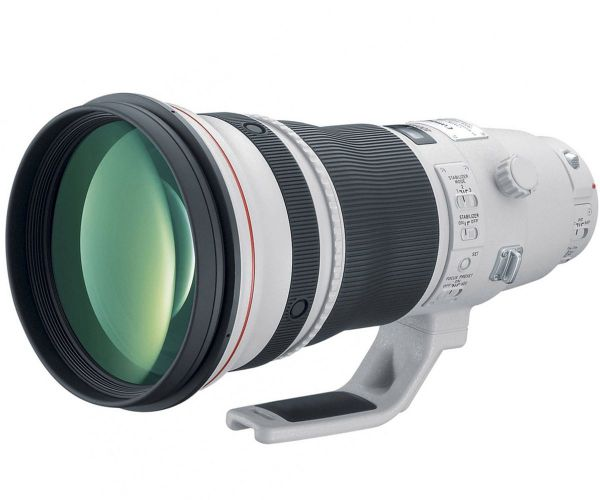 Canon EF 400mm f/2,8L IS II USM