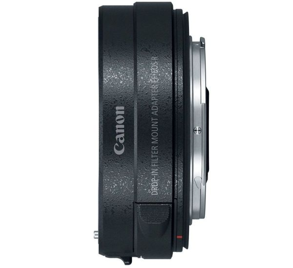 Canon EF - EOS R Drop-In Filter Mount Adapter (3443C005)
