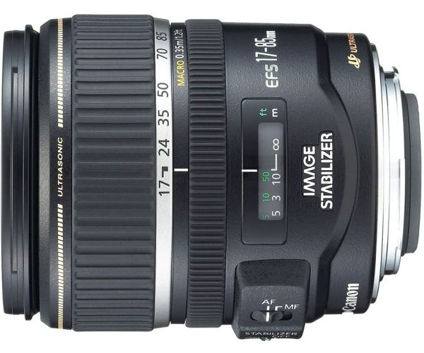 Canon EF-S 17-85mm f/4-5,6 IS USM