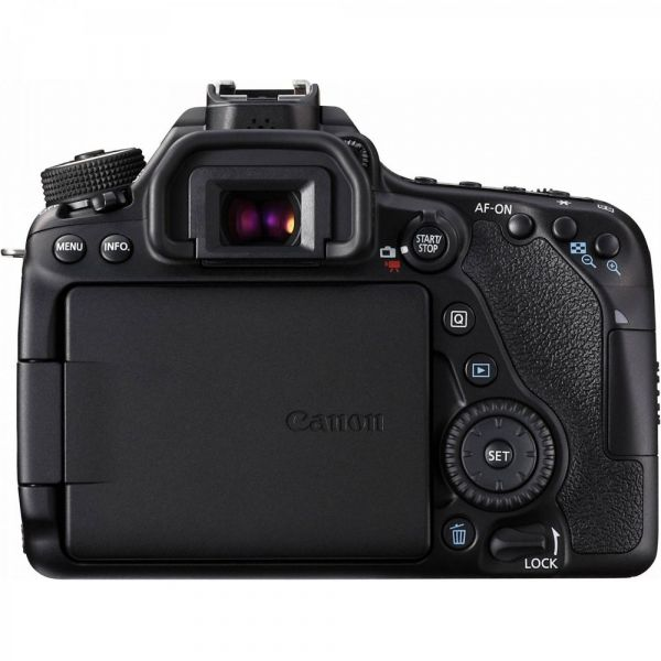 Canon EOS 80D kit (18-55mm + 55-250mm) EF-S IS STM