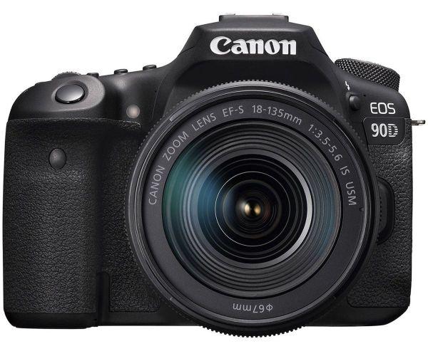 Canon EOS 90D kit (18-135mm)