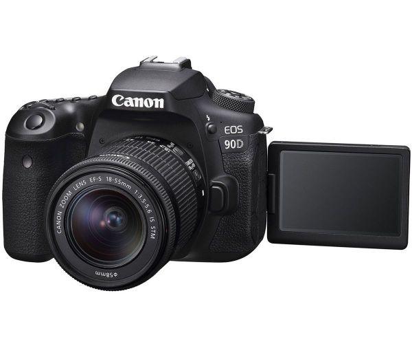 Canon EOS 90D kit (18-55mm)