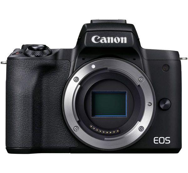 Canon EOS M50 Mark II kit (15-45mm) IS STM Premium Live Stream