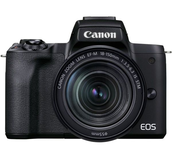 Canon EOS M50 Mark II kit (18-150mm) IS STM