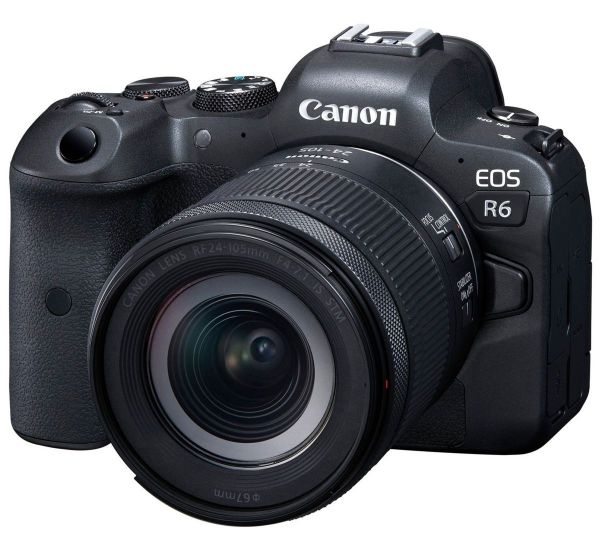 Canon EOS R6 kit (24-105mm) IS STM