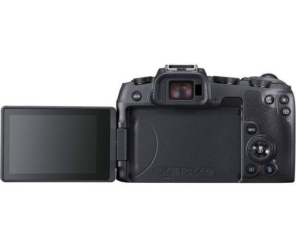 Canon EOS RP + MT ADP EF-EOSR