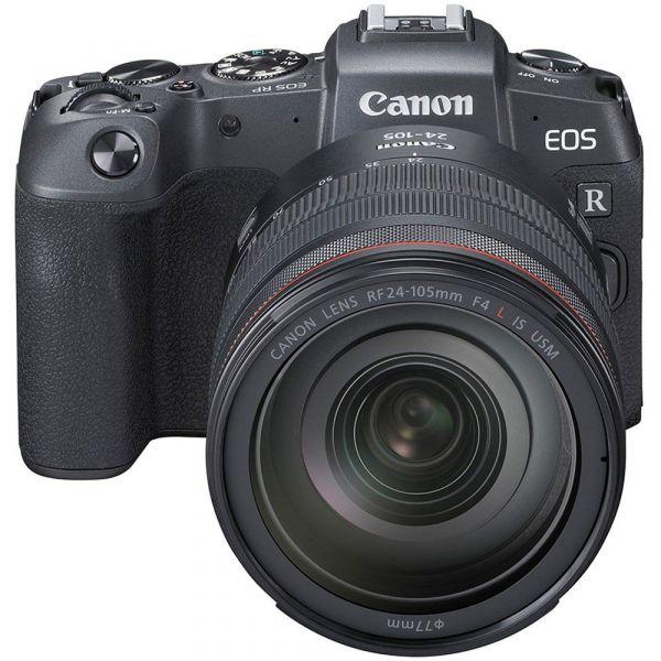 Canon EOS RP kit (RF 24-105mm)L + EF-RF