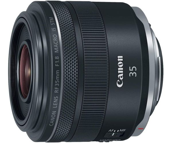 Canon RF 35mm f/1,8 IS Macro STM