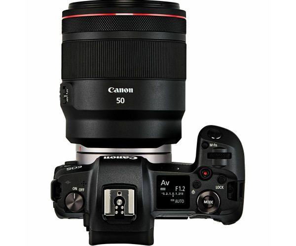 Canon RF 50mm f/1,2L USM