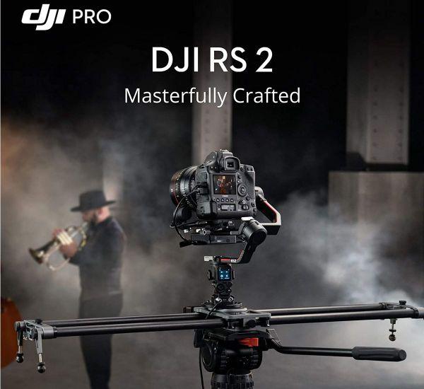 DJI RS 2 Pro Combo