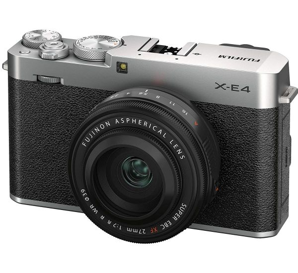 Fujifilm X-E4 kit (XF 27mm)
