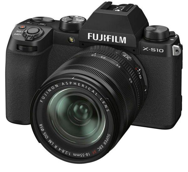 Fujifilm X-S10 kit (18-55mm)