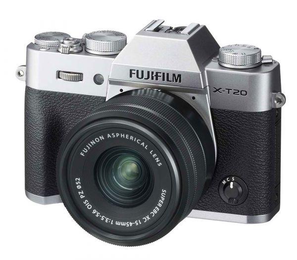 Fujifilm X-T20 kit (15-45mm)