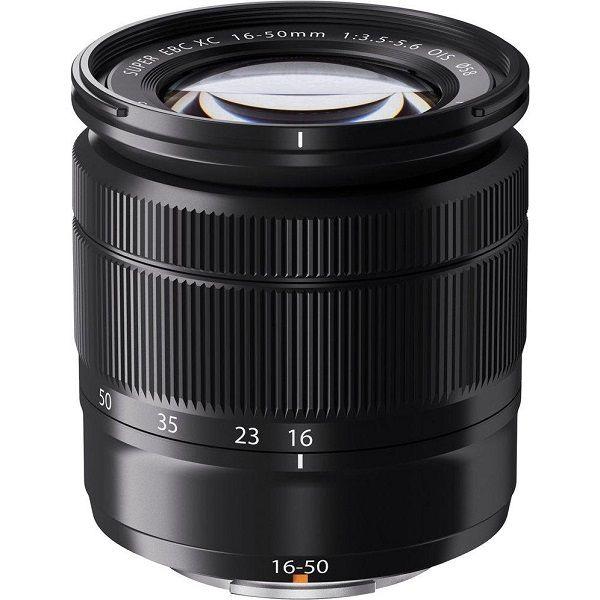 Fujifilm XC 16-50mm f/3,5-5,6 OIS