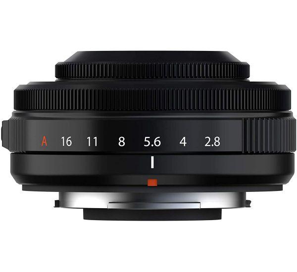 Fujifilm XF 27mm f/2,8 R WR