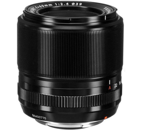 Fujifilm XF 60mm f/2,4 Macro