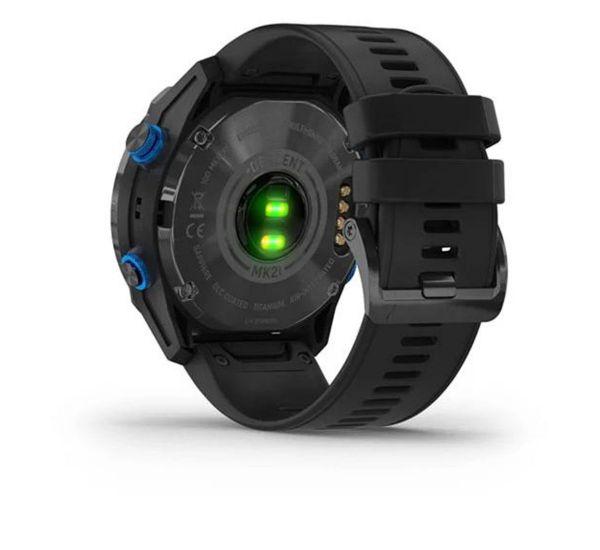 Garmin Descent Mk2i Titanium Carbon Gray DLC with Black Band