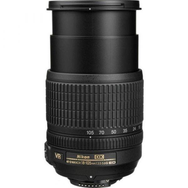 Nikon AF-S DX Nikkor 18-105mm f/3,5-5,6G ED VR