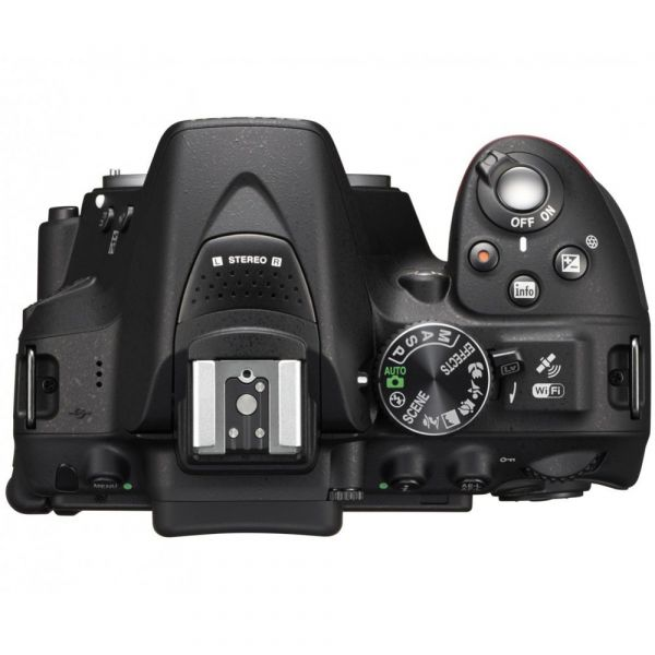 Nikon D5300 kit (18-55mm+70-300mm)