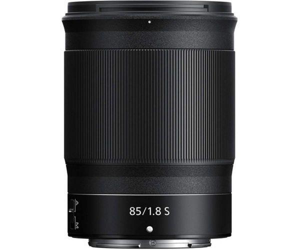 Nikon Nikkor Z 85mm f/1,8 S