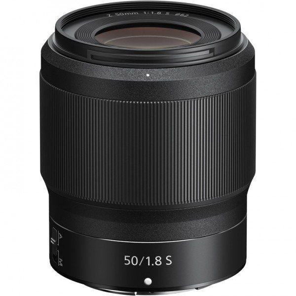 Nikon Z 50mm f/1,8 S