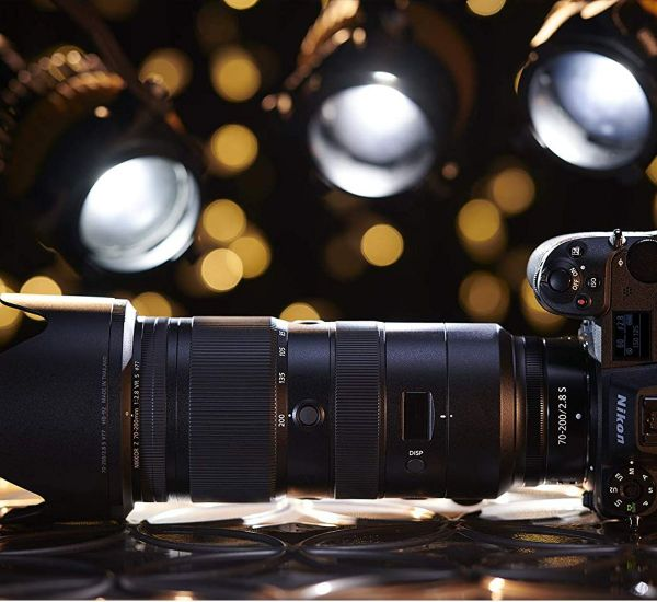 Nikon Z 70-200mm f/2,8 VR S