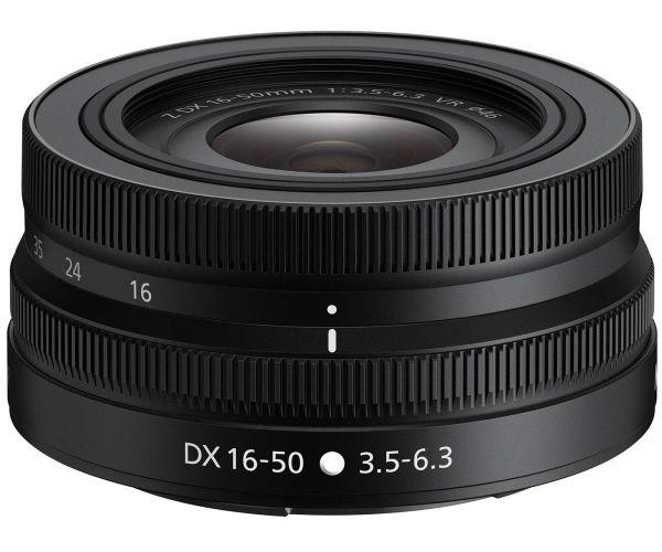 Nikon Z DX 16-50 mm f/3.5-6.3 VR