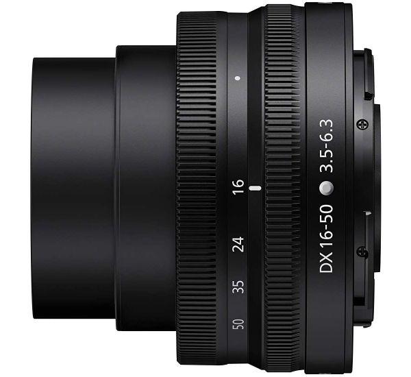Nikon Z DX Nikkor 16-50mm f/3,5-6,3 VR
