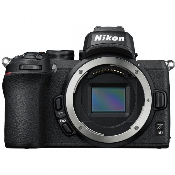 Nikon Z50 Body + FTZ Mount Adapter