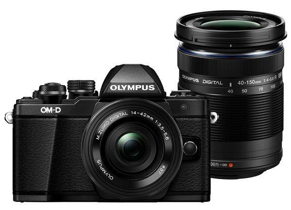 Olympus OM-D E-M10 Mark II kit (14-42mm + 40-150mm)