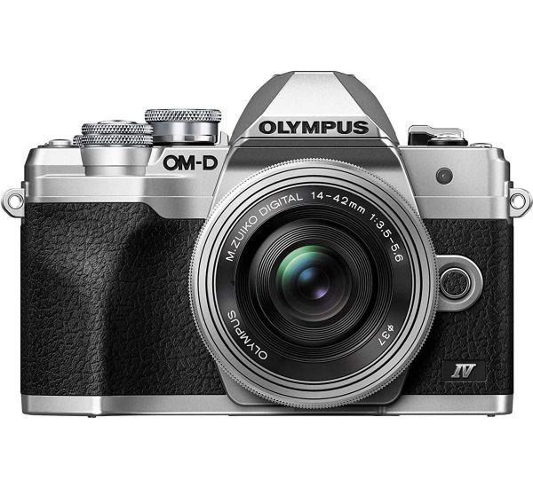 Olympus OM-D E-M10 Mark IV kit (14-42mm)