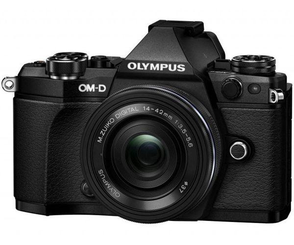 Olympus OM-D E-M5 Mark II kit (14-42mm) Pancake Zoom
