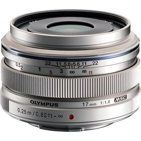 Olympus ZUIKO DIGITAL 17mm f/1,8