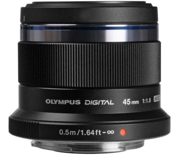 Olympus ZUIKO DIGITAL 45mm f/1,8