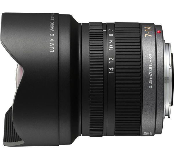Panasonic H-F007014 7-14mm f/4,0 ASPH