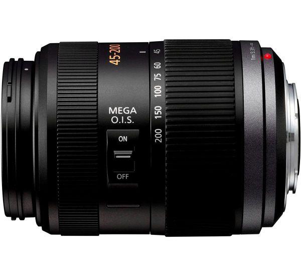 Panasonic H-FS045200E 45-200mm f/4,0-5,6
