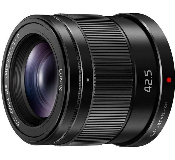 Panasonic H-HS043K G 42,5mm f/1,7