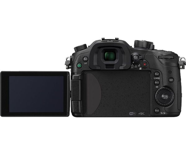 Panasonic Lumix DMC-GH4 kit (14-140mm)