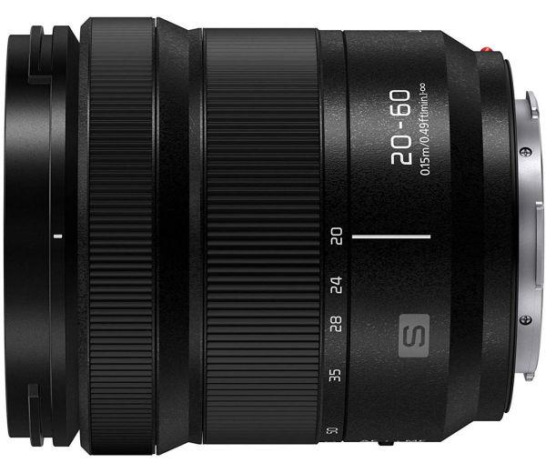 Panasonic S-R2060E 20-60mm f/3.5-5.6 S