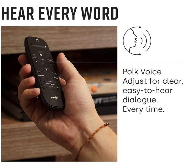 Polk Audio React