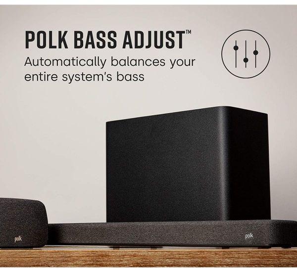 Polk Audio React Sub