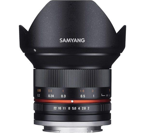 Samyang 12mm f/2,0 ED AS NCS CS