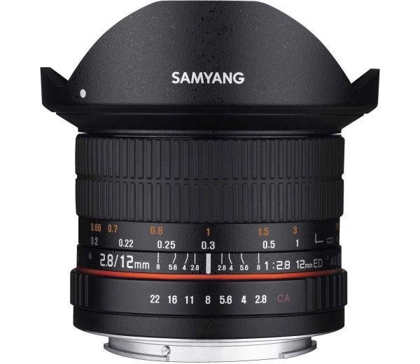 Samyang 12mm f/2,8 ED AS NCS