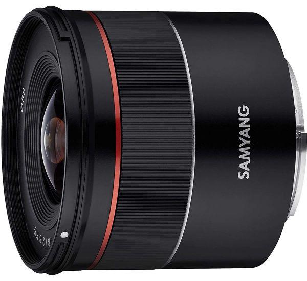 Samyang AF 18mm f/2,8 FE