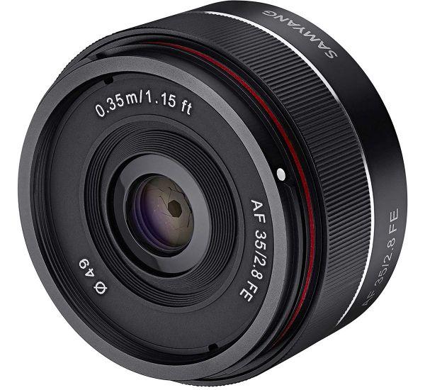 Samyang AF 35mm f/2,8