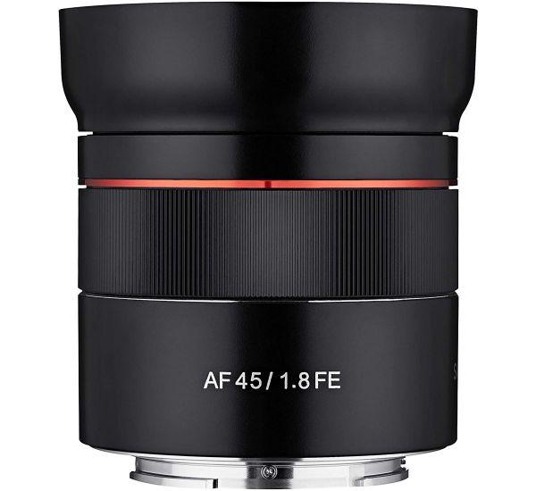 Samyang AF 45mm f/1.8 FE
