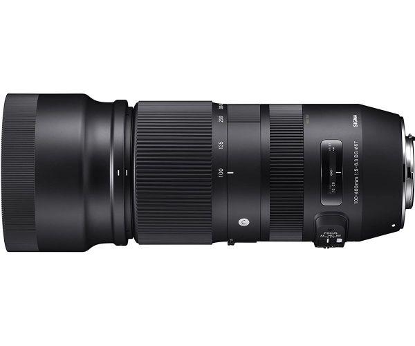 Sigma AF 100-400mm f/5,0-6,3 DG OS HSM