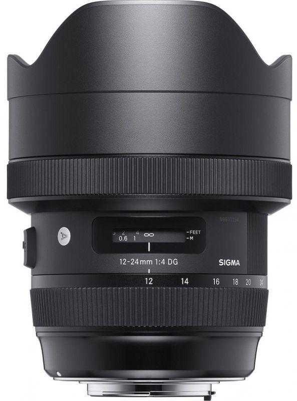 Sigma AF 12-24mm f/4 DG HSM Art