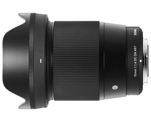 Sigma AF 16mm f/1,4 DC DN C